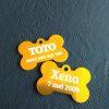 hondenbot penning goud