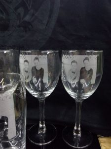 glas graveren