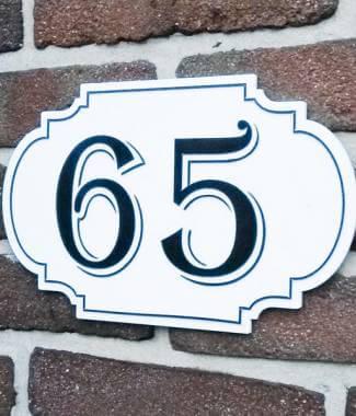 ADA huisnummer
