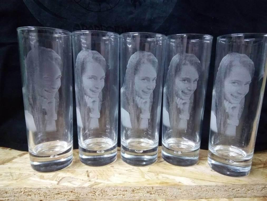 glazen graveren