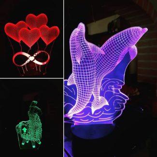 3D Ledlicht