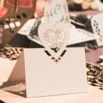 tafelkaart huwelijk